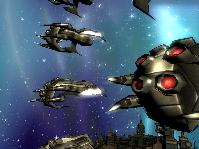 Scylla Starfigher screenshot