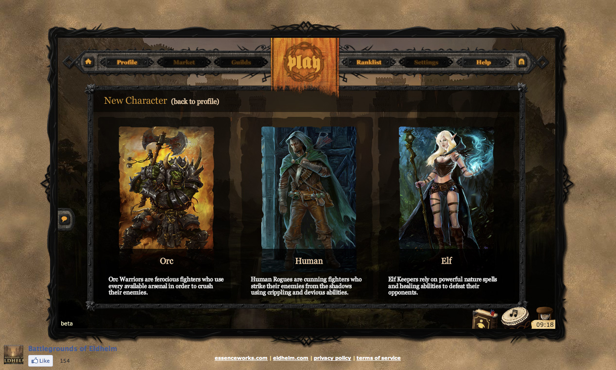 Battlegrounds of Eldhelm > Showcase > Away3D