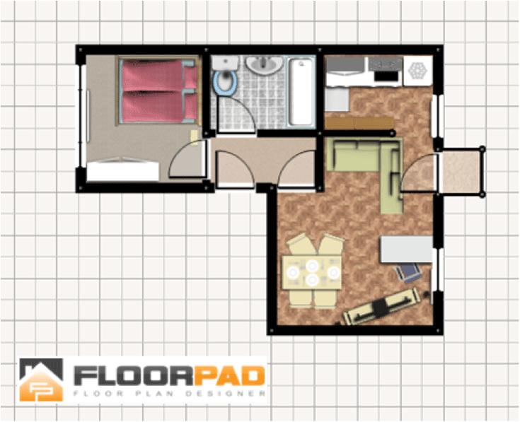 FloorPAD screen 1