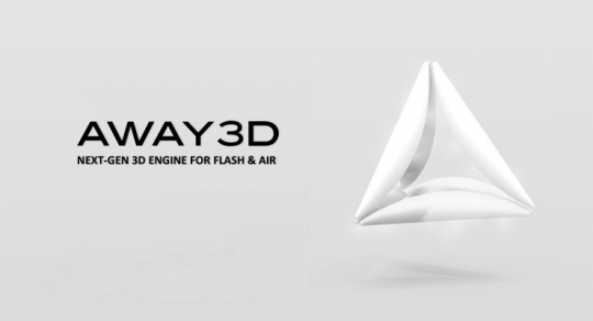 Away3D 4.0 Beta released