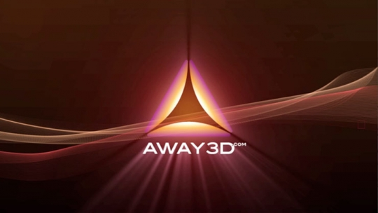 Away3D 4.0 showreel