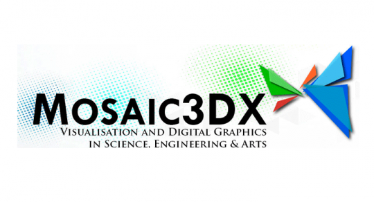 Away3D at Mosaic3DX