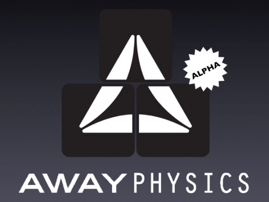 Away Physics: brand new 3D physics engine for Away3D