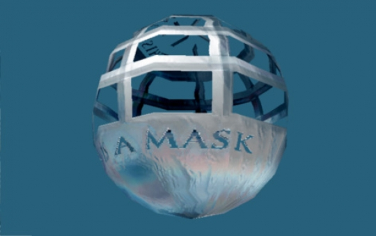 Away3d bump mask