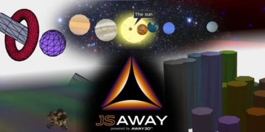 JSAway - 3D Graphics through JavaScript